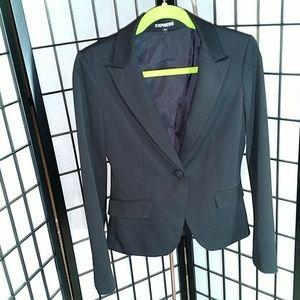 EuC Express Pant Suit Black